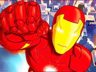 เกมส์ Iron Man Armored Popper