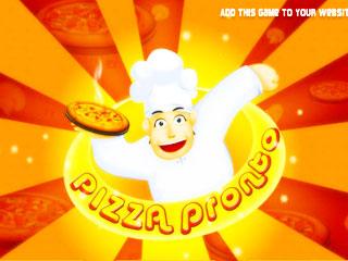 เกมส์ Pizza Pronto
