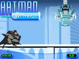 เกมส์ Batman Vs Freeze