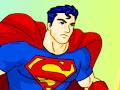 เกมส์ Superman Dress Up