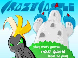 เกมส์ Crazy Castle