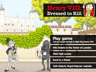 เกมส์ Dressed To Kill