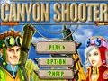 เกมส์ Canyon Shooter