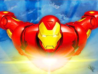 เกมส์ Iron Man Flight Test