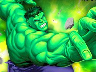 เกมส์ Hulk Bad Attitude