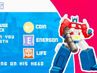 เกมส์ Transformers Prestige
