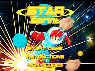 เกมส์ Star Sprint
