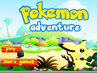 เกมส์ Pokemon Adventure