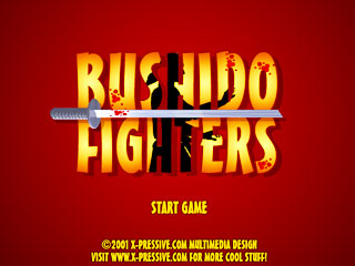 เกมส์ Bushido Fighters