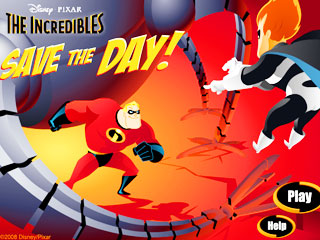 เกมส์ The Incredibles: Save The Day