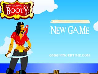 เกมส์ Pirate Booty