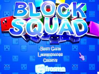 เกมส์ Block Squad