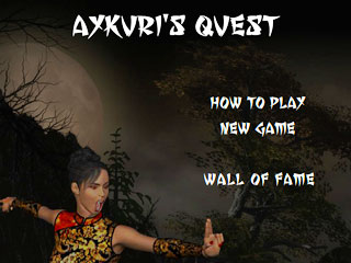เกมส์ Aykuri's Quest