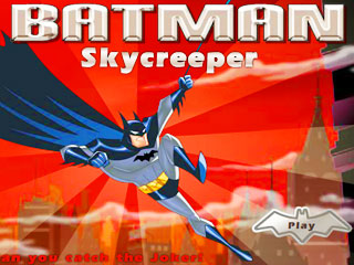 เกมส์แบทแมน Skycreeper