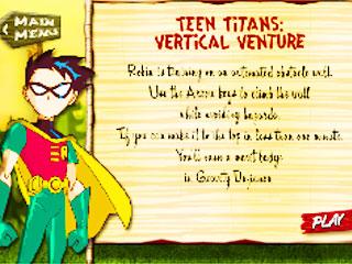 เกมส์ทีน ไททัน Vertical Venture