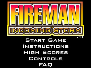 เกมส์ Fire Man