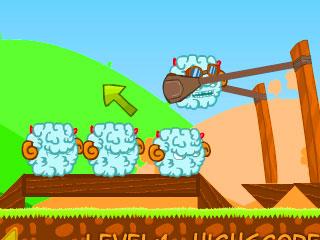 เกมส์ Angry Animals 2