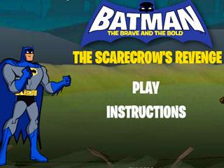 เกมส์ Batman - Scarecrow's Revenge