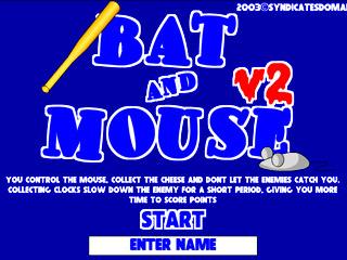 เกมส์ Bat And Mouse