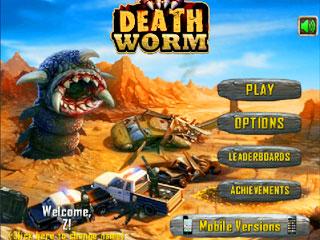 เกมส์ Death Worm