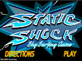 เกมส์ Static Shock - Sky Surf