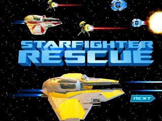 เกมส์ Star Fighter Rescue