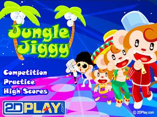 เกมส์ Jungle Jiggy