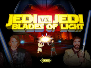 เกมส์ Jedi: Blades Of Light