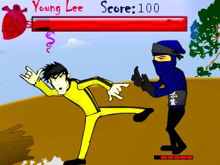 เกมส์ Young Lee
