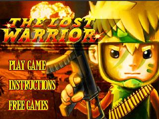 เกมส์ The Lost Warrior