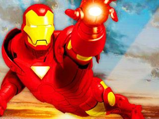 เกมส์ Ironman Armoury Assault