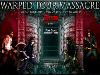 เกมส์ Wraped Tour Massacre