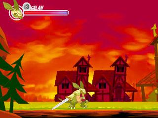เกมส์ Armadillo Knight