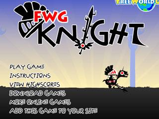 เกมส์ Free World Knight