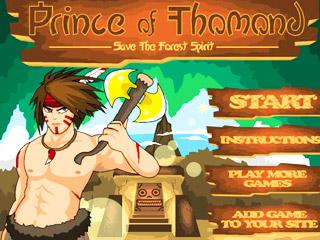 เกมส์ Prince Of Thommond