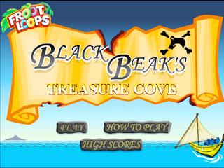 เกมส์ Black Beak's Treasure Cove