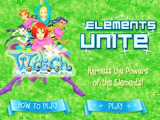 เกมส์ Elements United