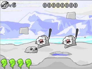 เกมส์ Clubby The Seal