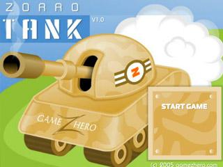 เกมส์ Zorro Tank