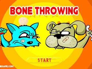 เกมส์ Bone Throwing