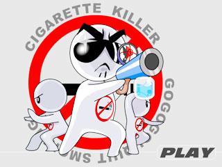 เกมส์ Cigarette Killer