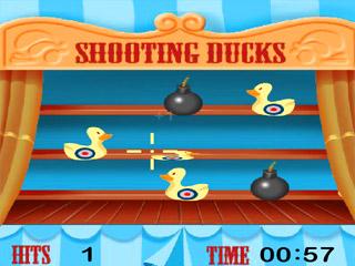 เกมส์ยิงเป็ด Shooting ducks