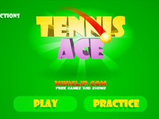 เกมส์ Ace tennis