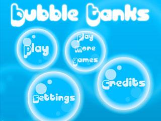 เกมส์ Bubble tanks