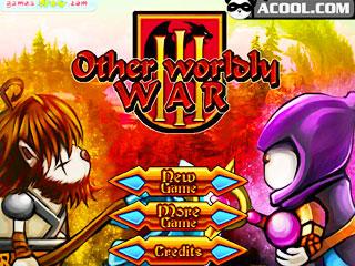 เกมส์ Otherworldly War 3