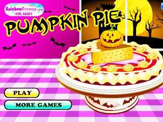 เกมส์ Pumpkin Pie