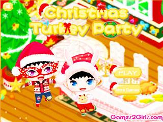 เกมส์ Christmas Party