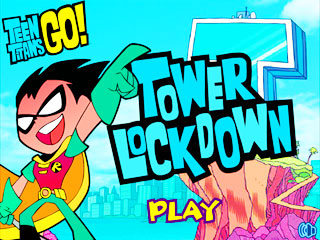 เกมส์ Teen Titans: Tower Lockdown