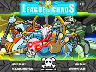 เกมส์ League of Chaos