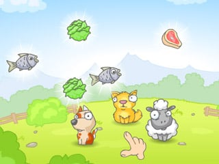 เกมส์ให้อาหารสัตว์ Dreams of Animals